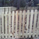 4 Ft Picket Fence 3